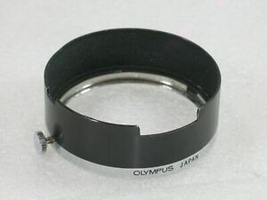 Genuine-Olympus-Clamp-on-Metal-Lens-Hood-for-Olympus-Trip-35-35RC-35EC-etc