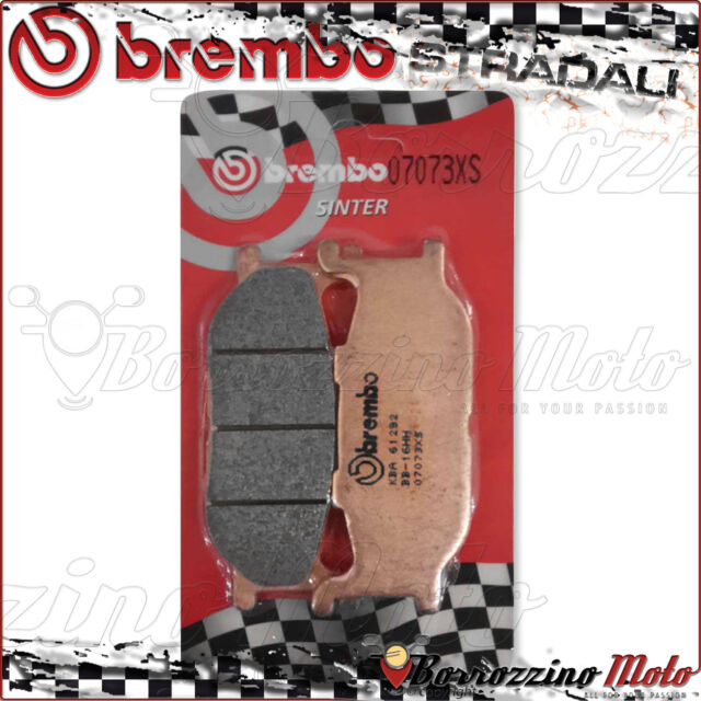 PLAQUETTES FREIN AVANT BREMBO FRITTE XS YAMAHA GRAND MAJESTY 250 2004