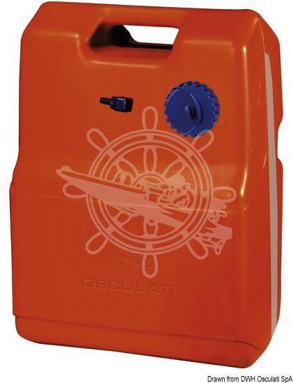Osculati Eltex L Kraftstofftank 24 L Eltex 0c8b11