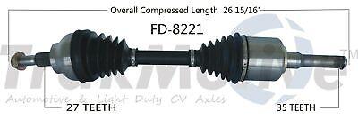 SurTrack HO-8221 CV Axle Shaft