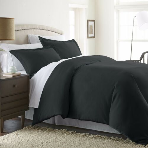 La colección hogar 3 pedazo Premium duvet cover set-Premium Ultra Suave