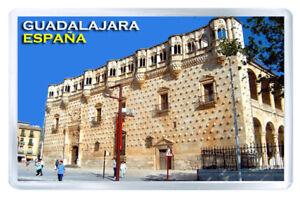 GUADALAJARA ESPAÑA MOD2 FRIDGE MAGNET SOUVENIR IMAN NEVERA 99jcxgjp-09155840-100079240