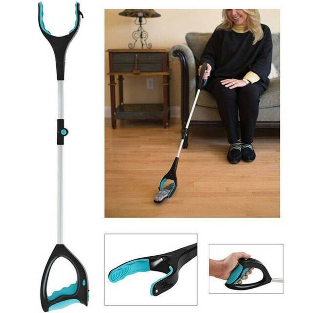 Grab It Disabled Pick up Helping Hand Grabber Reach Arm Extension Tool Simply