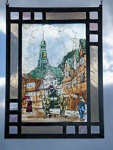Bleiverglasung-Fensterbild-Glasmalerei-034-Hamburger-Sankt-Katharinen-Kirche-034