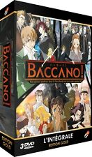 ★Baccano! ★ Intégrale + OAV - Edition Gold - Coffret 3 DVD