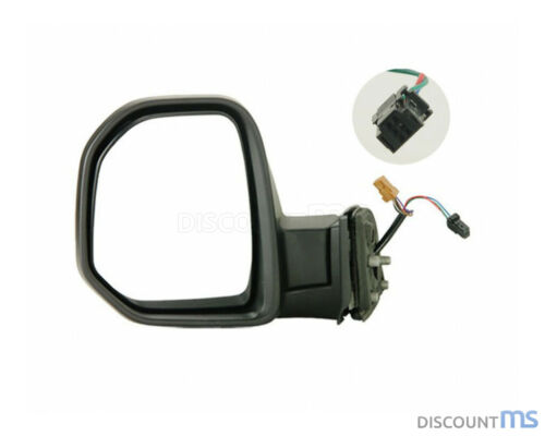 /> Lackierbar specchio esterno sinistro elettrico riscaldabile convesso per PEUGEOT 08