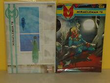 MIRACLEMAN #11 - 2 Variants LARROCA Campion - OLYMPUS - Alan Moore BOOK 3 Marvel
