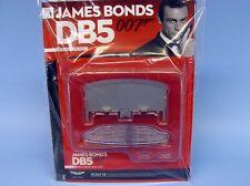 Build your own James Bond 007 Aston Martin DB5 1/8 - Ausgabe 01