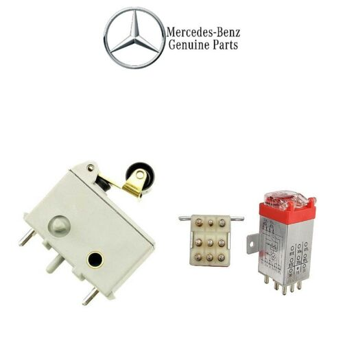 For Mercedes W124 W126 /& Protection Relay Fuel Injection Throttle Micro Switch