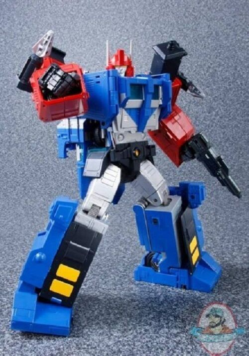 Transformers MP-31 Masterpiece Delta Magnus Diaclone by Takara