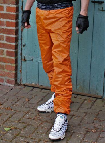 Rodspot Brillance nylon vernis Wendehose doublé Shiny Pants Bomber