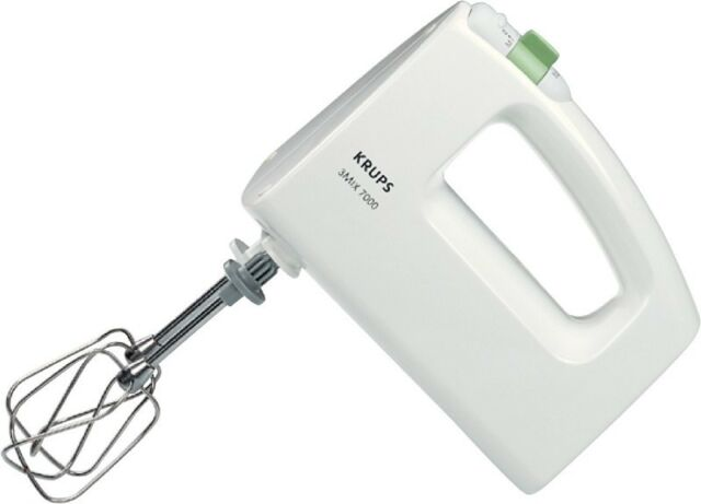 Krups F 608 14 - 3 Mix 7000 Handrührgerät weiß
