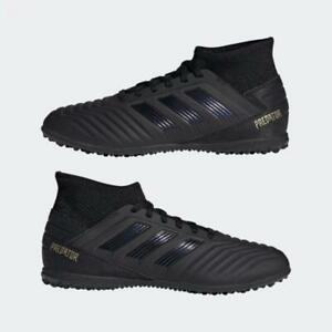 Adidas Boys Football Shoes Boots Turf Futsal Predator Tango 19.3 Kids G25801 New