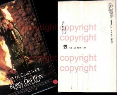 Ernst 468505,film Reklame Robin Des Bois Hood Prince Des Voleurs Kevin Costner Morgan Schrecklicher Wert