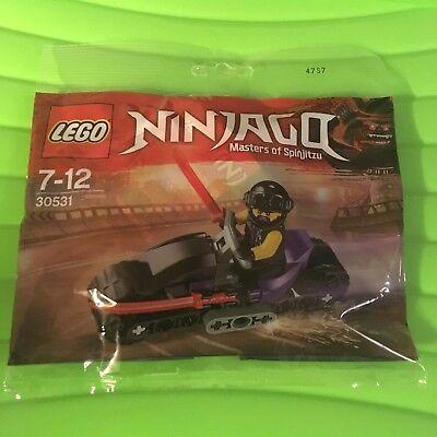 Lego Ninjago Sons of Garmadon 30531 Polybag BNIP Master Of Spinjitzu