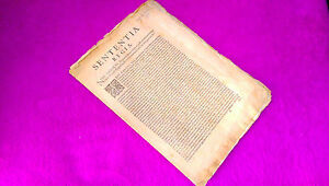 Pragmaticas-ou-Sentencias-College-de-Notarios-Barcelona-Latin-et-Catalan-1550