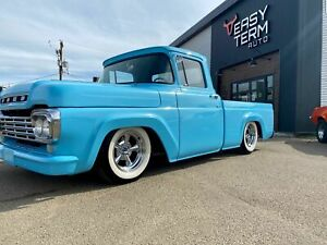 1959 Ford F100 Pro Touring
