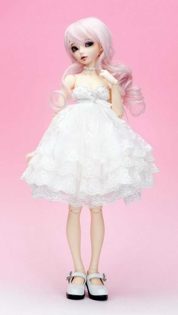 BJD doll 1 4 - chloes Kawaii muñeca Dollfie anime manga resin fairy