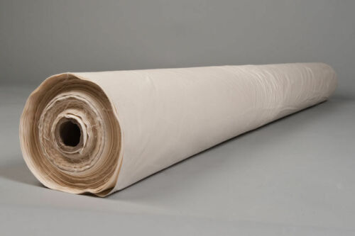 "White 5 x Metres Cambric Cotton Down Proof Fabric White Cotton 90/"" Width"