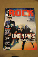 Teraz Rock 10/2010 Linkin Park, Korn, Robert Plant, Klaxons, Deep Purple