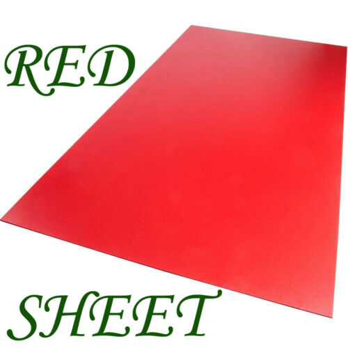 Plain Foam Sheets A4 Self Adhesive For Crafts and Card Making 10 Pack