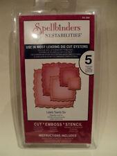 SPELLBINDERS NESTABILITIES LABELS TWENTY-SIX (5 DIES) S4-366 BNIP