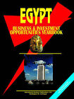Egypt Business & Investment Opportunities Yearbook by International Business Publications, USA (Paperback / softback, 2006)