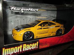Toyota-Celica-Import-Racer-Sintonizador-de-metal-1-18-exotico-coche-pieza-de-exhibicion-Jada-Dub