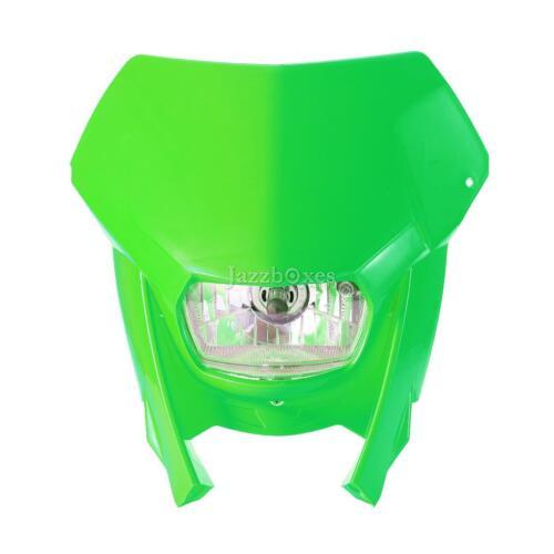 Motorcycle Dirt Bike Headlight Headlamp For Honda CRF50F CRF70F CRF80F CRF100F