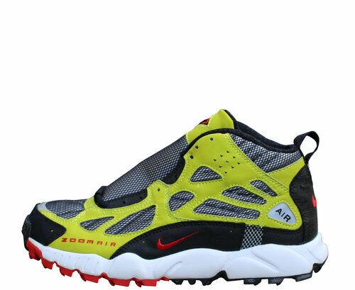 Para mujer Nike Air Terra sertig brillante Cactus Cometa Rojo-Negro DS OG 105123-361