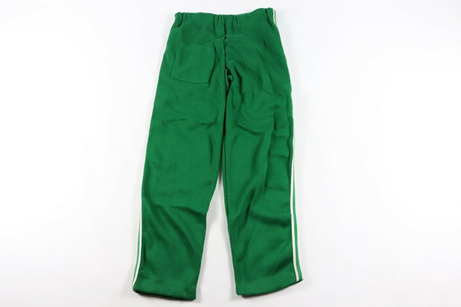 Vintage 90s New Brute Mens Large Casual Soccer Warm Up Sweatpants Pants Green