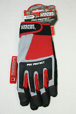 Big Time Products Grease Monkey Protect Gloves with Touchscreen Large