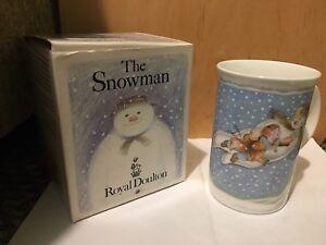 Royal Doulton Snowman 034Walking In The Air  Mug - Romford, United Kingdom - Royal Doulton Snowman 034Walking In The Air  Mug - Romford, United Kingdom