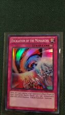 1st Edition Near M YuGiOh Escalation of the Monarchs PRIO-EN089 Super Rare