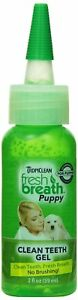 TropiClean-Fresh-Breath-Puppy-Clean-Teeth-Gel-Oral-Care-for-Dogs-2-oz
