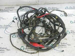 dodge viper chassis tunnel wire wiring harness 2005 p05029946aa ebay rh ebay com Dodge Wiring Harness Diagram Dodge Wiring Harness Diagram