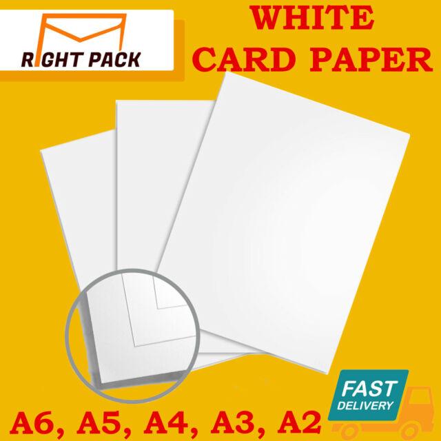PREMIUM WHITE 160GSM PAPER INKJET LASER A4 297 x 210mm ORDER 1-150