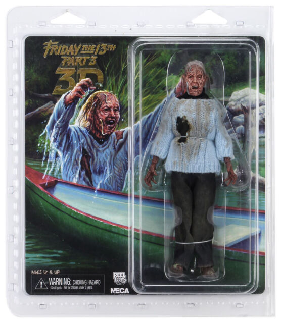 Friday The 13th Jason 'S Mom Pamela Voorhees Corpse Lady of The Lake figure NECA