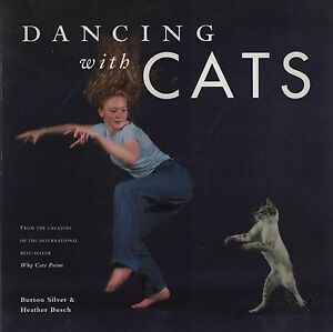 CATS-034-DANCING-WITH-CATS-034-BURTON-SILVER-amp-HEATHER-BUSCH-1st-UK-Edn-1999
