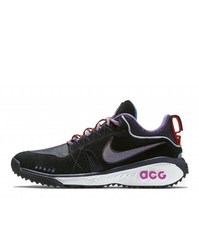 Nike ACG Dog Mountain Black Hyper Grape AQ0916-001 w Receipt Size 10-12