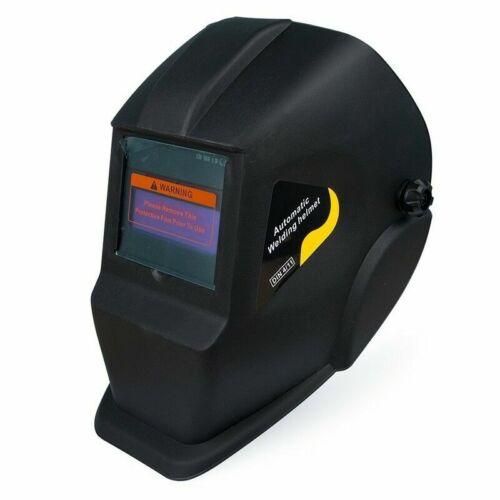 Details about  /Solar Auto Darkening Welding Helmet ARC TIG MIG Certified Mask Grinding
