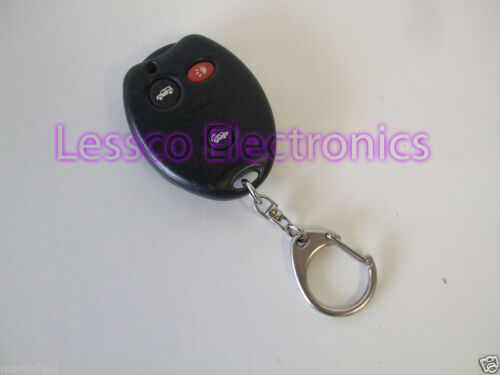 Design Tech ELGTX7 3 But Alarm Remote Transmitter Fob