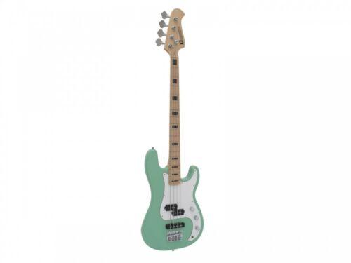 surf green DIMAVERY PB-500 E-Bass