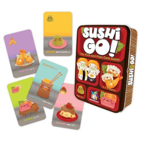 SCEGLI e trasmettere CARD GAME by gamewright-Età 8 GIOCATORI 2-5 SUSHI GO!