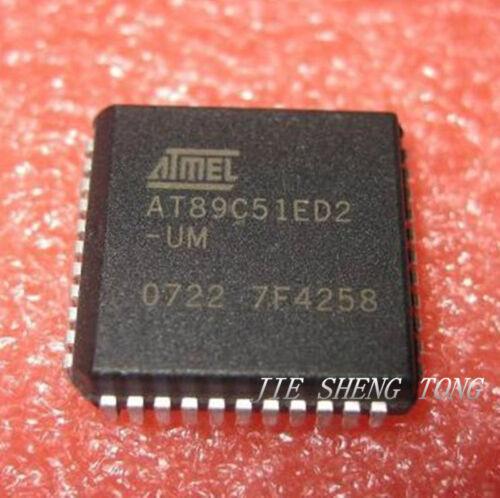 PQFP64 FLASH 60 MHz Also Known As MICROCONTROLLER 5PCS AT89C51ED2-UM 8-BIT