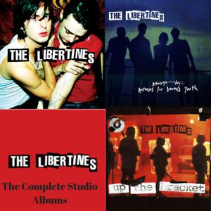 The-Libertines-The-Complete-Studio-Albums-Bundle-3-x-Vinyl-LP-NEW-amp-SEALED