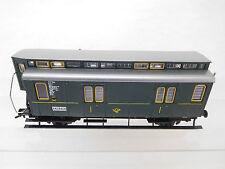 MES-54672Fleischmann H0 Postwagen 1117 mit minimale Gebrauchsspuren