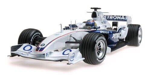 1 18 Sauber BMW C24B Zanardi Valencia 2006 1 18 • Minichamps 100060904