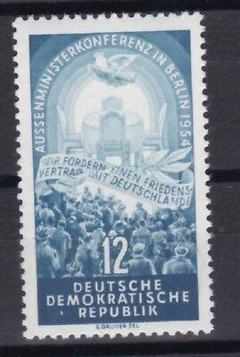 UnermüDlich Ddr 1954 Postfrisch Minr 424 Viermächtekonferenz Berlin