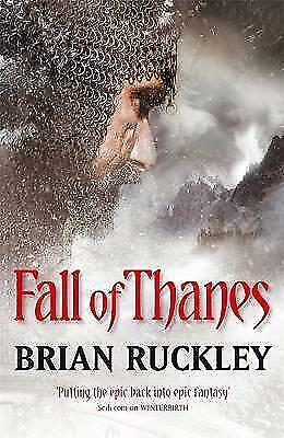 1 of 1 - Ruckley, Brian, Fall Of Thanes: The Godless World: Book Three, Very Good Book